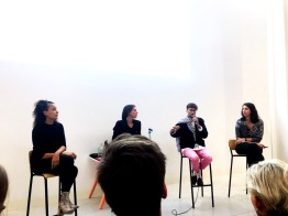 Panel Discussion about Circular Fashion @MAD Brussels. October 2018.